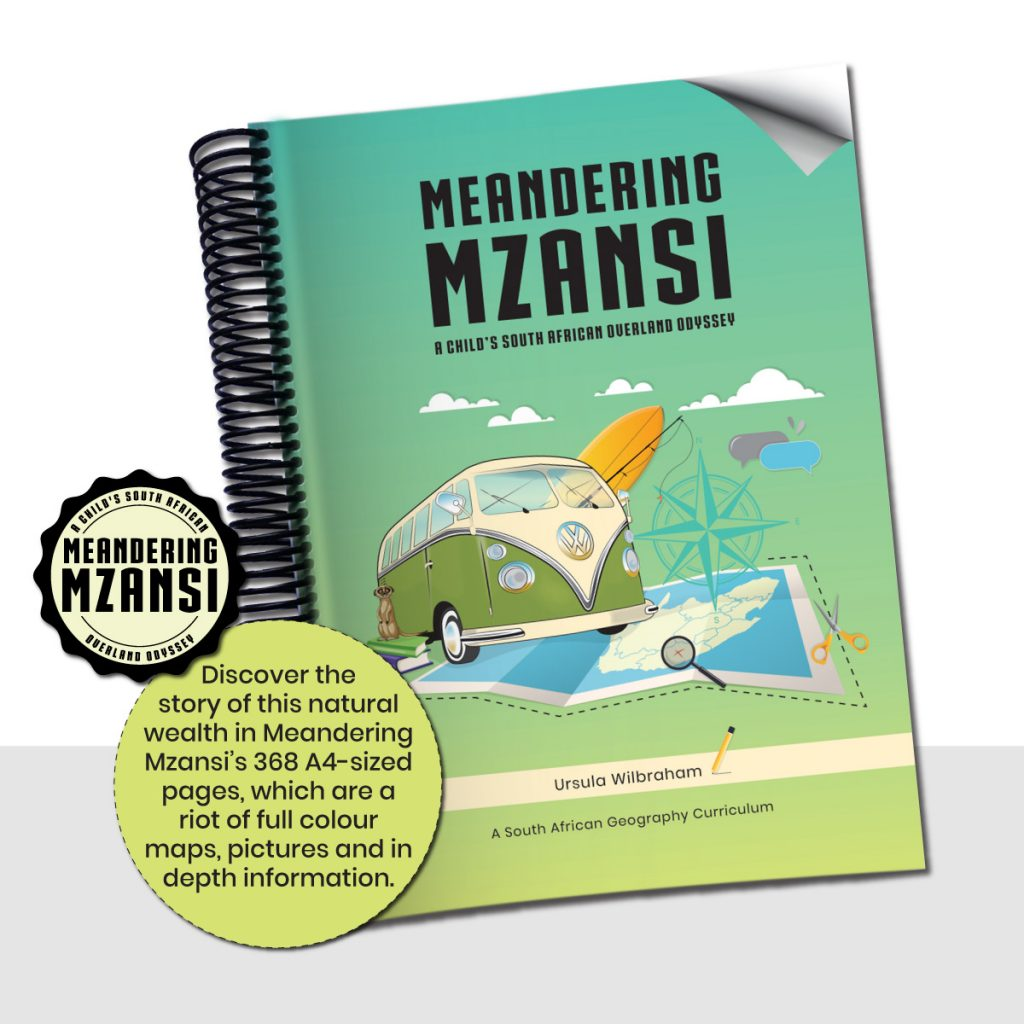 Meandering Mzansi The Book