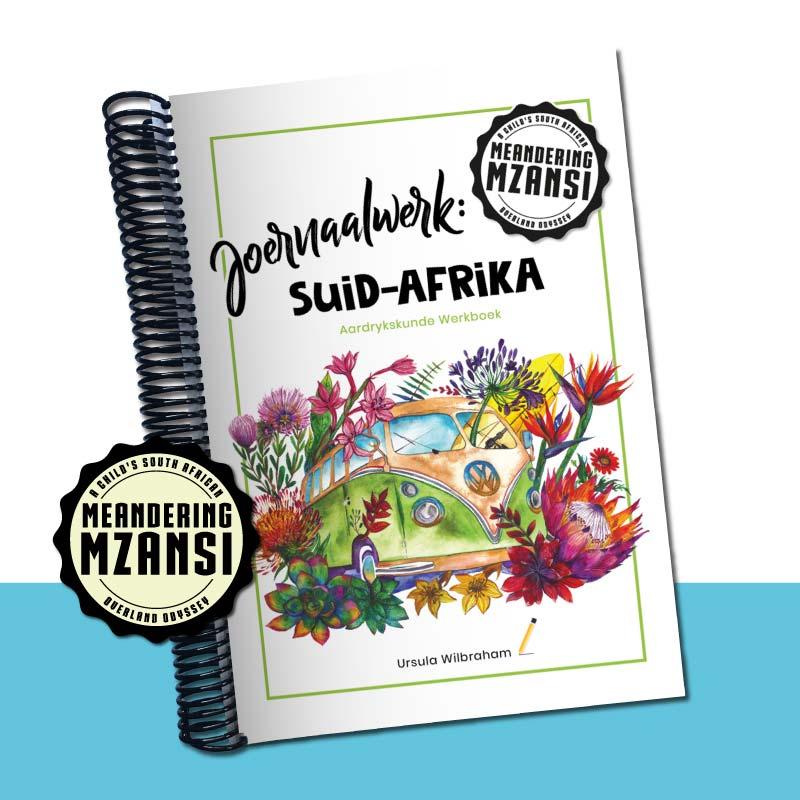 Een Joernaalwerk: Suid-Afrika Aardrykskunde Werkboek